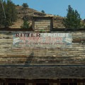 The general store opened in 1894.- Ritter Hot Springs