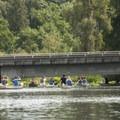Paddling Washington Park Arboretum.- Washington Park Arboretum Kayak/Canoe