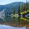 Mason Lake.- Mount Defiance
