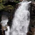 A segment of Nooksack Falls.- Nooksack Falls