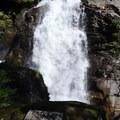 Approaching Nooksack Falls.- Nooksack Falls
