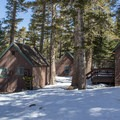Tamarack Lodge cabins.- Tamarack Lodge