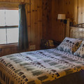 Lodge guest room.- Tamarack Lodge