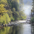 The campground sits on the North Fork of Stanislaus River. - Wakaluu Hep Yoo Campground