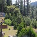 Wakaluu Hep Yoo (Wild River) Campground.- Wakaluu Hep Yoo Campground