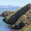 Point Bonita.- Point Bonita Lighthouse