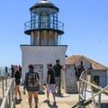 Point Bonita Lighthouse.- Point Bonita Lighthouse