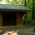 Adirondack site.- Rasar State Park Campground