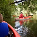 This paddle is a great trip for families in the Portland area.- Tualatin River