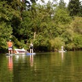 This section is popular with a broad range of recreational paddlers and floaters.- Tualatin River