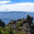 Mount Rainier (14,411').- Mount Si Hike