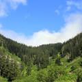 Great views on the way to Melakwa Lake.- Melakwa Lake via Denny Creek Trail