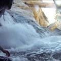 Exploring the Gorge.- Big Sur River Gorge