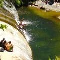 University Falls.- University Falls Trail