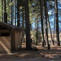 Campground facilities.- Yellow Creek Campground