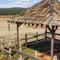 Soda Springs.- Soda Springs Historic Site