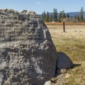 Memorial to the Mountain Maidu.- Soda Springs Historic Site