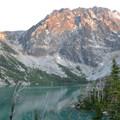 Lake Colchuck in The Enchantments.- Enchantment Lakes Thru-Hike