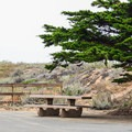 A picnic area at Fort Ord State Park.- Fort Ord Dunes State Park