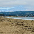 Multiple beaches connecting to Monterey.- Seaside State Beach