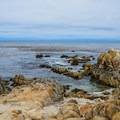 Point Pinos overlooking the Monterey Bay.- Point Pinos Lighthouse Reservation