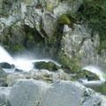 Whiteoak Creek Falls.- Whiteoak Creek Falls