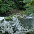 The pools below Whiteoak Creek Falls are not to be missed.- Whiteoak Creek Falls
