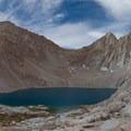 Mount McAdie (13,799').- Mount Whitney Hike via Whitney Portal