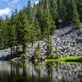 Stone Lake.- Eagle Lake