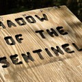 Trail register.- Shadow of the Sentinels