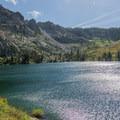 Round Lake.- Bear Lakes Loop via Round Lake