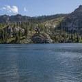 Silver Lake.- Bear Lakes Loop via Round Lake