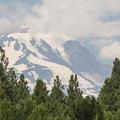 Mount Adams (12,280') from Conboy Lake National Wildlife Refuge.- Conboy Lake National Wildlife Refuge