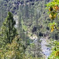 Viewpoint of the South Yuba River form the Independence Trail.- Independence Trail