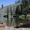 Cathedral Lake.- Cathedral Lake