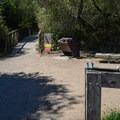 PG&E Trailhead.- Lower Meadow Trail to Deer Hollow Farm