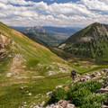 Baxter Basin.- Angel Pass