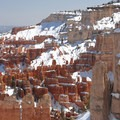 Bryce Canyon Rim from Inspiration Point.- Inspiration Point