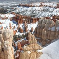 Bryce Canyon and Ampthitheater from Inspiration Point.- Inspiration Point