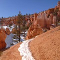 Navajo and Queen's Garden Loop Trail.- Navajo + Queen's Garden Loop Trail