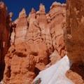 Queen's Garden Loop Trail.- Navajo + Queen's Garden Loop Trail