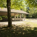 S-1 Kitchen Shelter and picnic area.- Lake Sammamish State Park