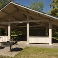 S-1 Kitchen Shelter at Lake Sammamish State Park.- Lake Sammamish State Park