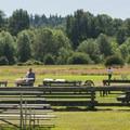 Marymoor Park's radio control model airplane area.- Marymoor Park