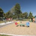 Marymoor Park playground at parking lot K.- Marymoor Park