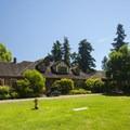 Marymoor Park's Clise Mansion.- Marymoor Park