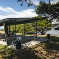 Picnic shelter #1 at Warren G. Magnuson Park. - Warren G. Magnuson Park