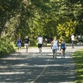 Green Lake Inner Loop Trail.- Green Lake Park