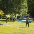 Green Lake Park.- Green Lake Park