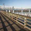 Seacrest Park Pier.- Seacrest Park